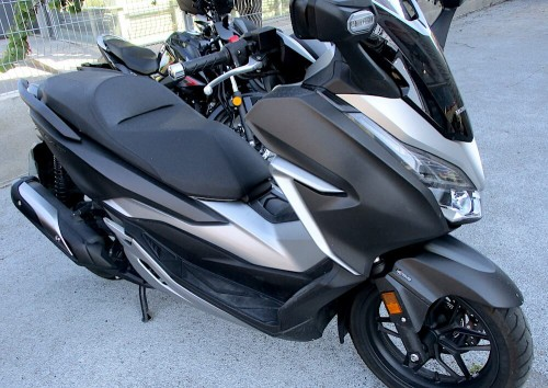 Location scooter Montpellier Honda 125 Forza 1