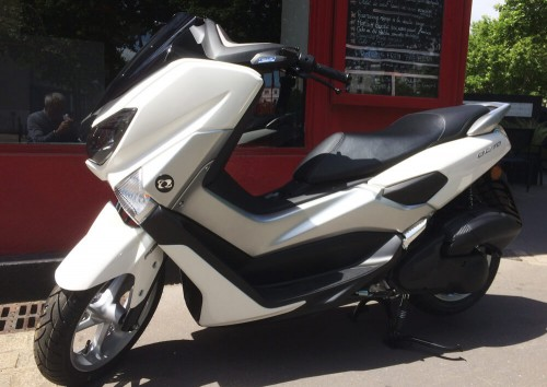 Location scooter nantes MBK Ocito 125cc 1