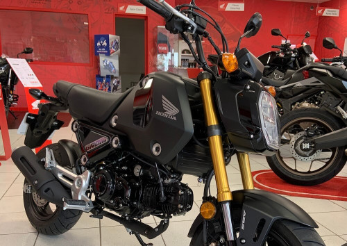 location moto Niort Honda MSX 125 GROM 14241
