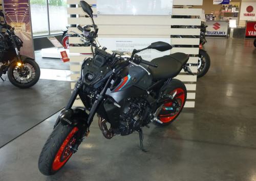 location moto Odos Yamaha MT09