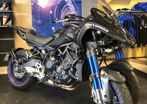 location moto Quimper Yamaha Niken 900 14088