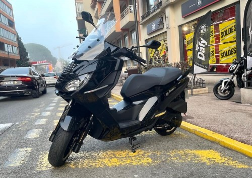 location scooter Menton Peugeot Pulsion 125 12234