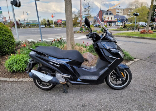 location scooter Rouen Peugeot Pulsion 125 13579