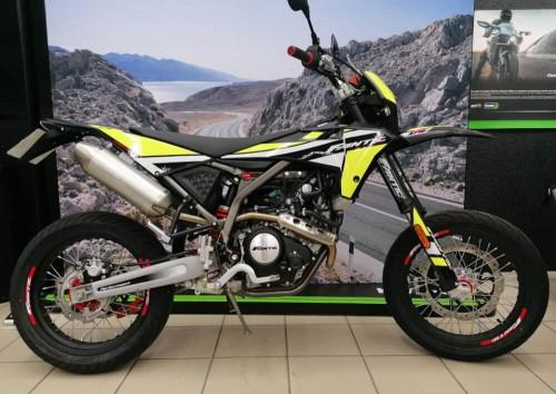 location moto Mont-de-Marsan Fantic Motor 125 supermotard 14712