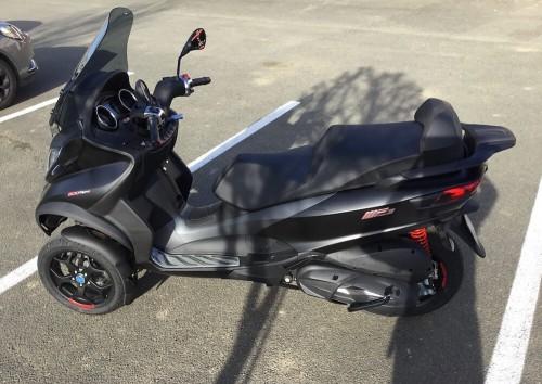 location scooter Mayenne (ville) Piaggio MP3 500 HPE 12968