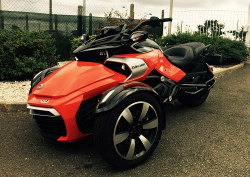 Location Can-Am Spyder 1300 F3S Le Mans 1