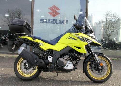 location moto Blois Suzuki Jaune V-Strom DL 1050 12339