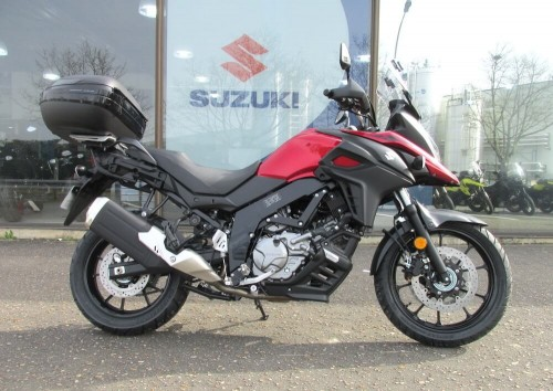 location moto Blois Suzuki V-Strom DL 650 12323