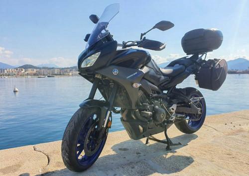 location moto Ajaccio Yamaha Tracer 900 GT 14115