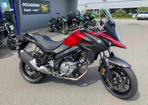 location moto Laval Suzuki DL 650 Vstrom 14330