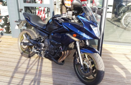 Location Yamaha XJ6 Diversion Figeac 1