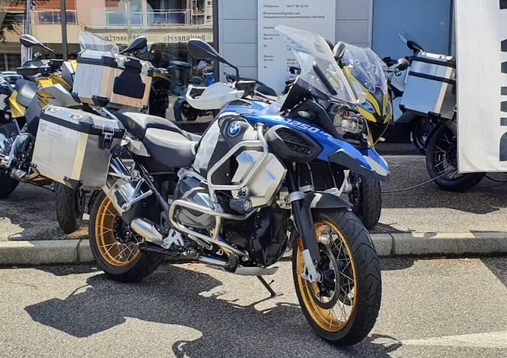 location moto Saint-Étienne BMW R 1250 GS ADVENTURE 15278