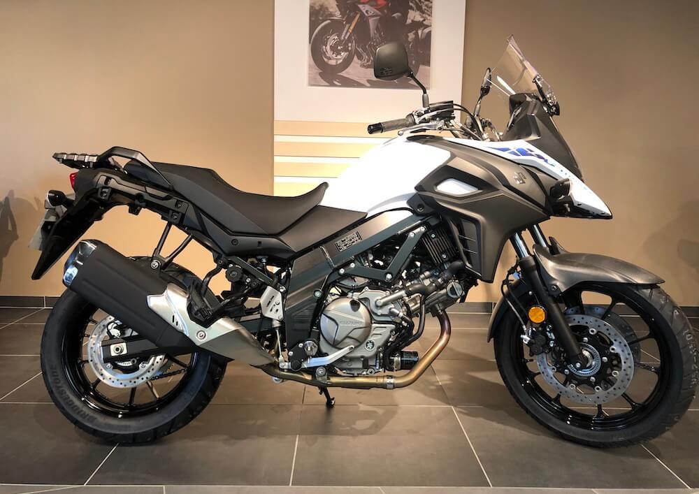 Manosque Suzuki V-Strom DL 650 motorcycle rental 14456