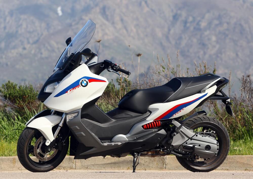 Rent Bmw 600 Sport Calvi Easy Renter