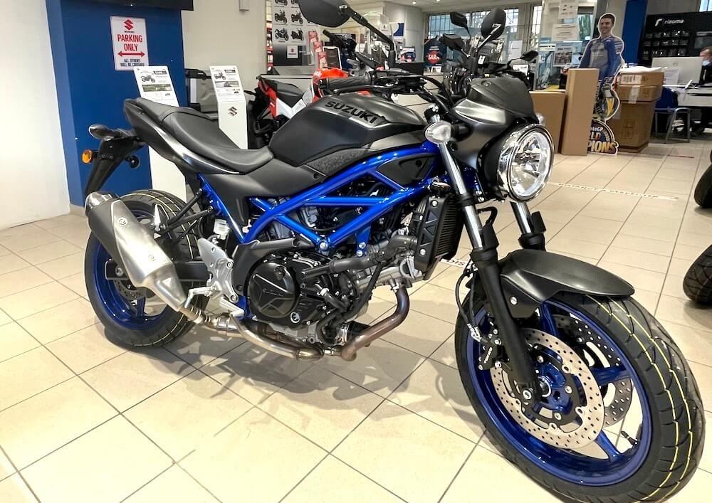 Location moto Nantes Yamaha MT07 ABS A2 1