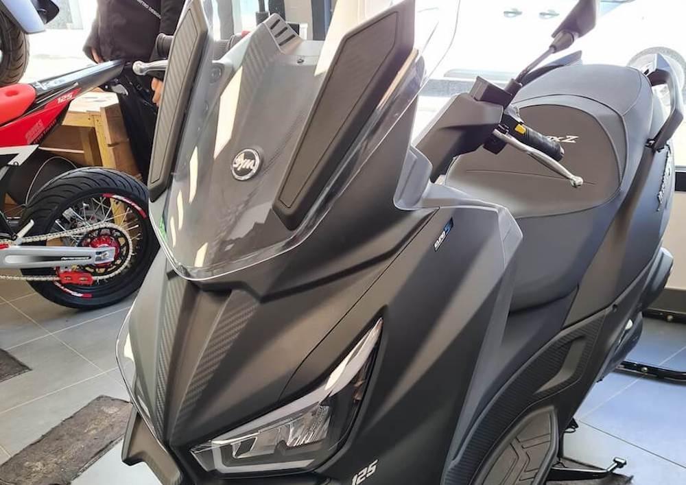location scooter Nantes Sym 125 Joymax 14593