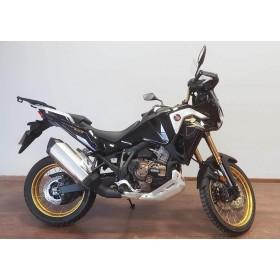 motorcycle rental Honda Africa Twin DCT