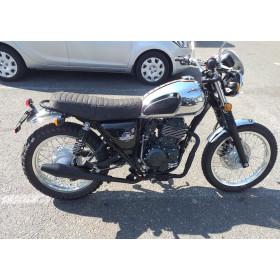 motorcycle rental Mash Scrambler 400