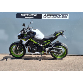 motorcycle rental Kawasaki Z 900 FULL