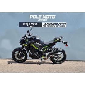 motorcycle rental Kawasaki Z 900 A2