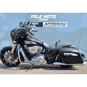 motorcycle rental Indian Chieftain Limited