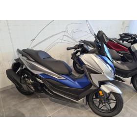 motorcycle rental Honda Forza 125