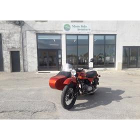 motorcycle rental Ural T TWD A2
