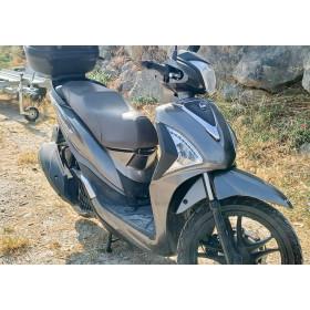 motorcycle rental Sym Symphony 125