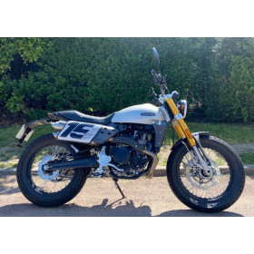motorcycle rental Fantic Caballero 500 Flat Track