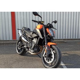 motorcycle rental Ktm 890 Duke L A2