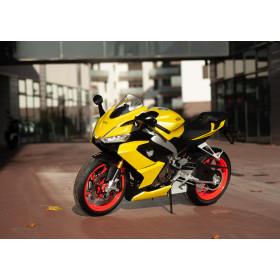 motorcycle rental APRILIA RS 660 A2