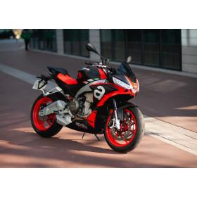 motorcycle rental Aprilia TUONO 660