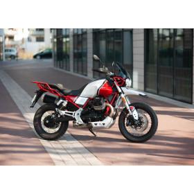 motorcycle rental Guzzi V85 TT A2