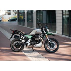 motorcycle rental Guzzi V85 TT CENTENARIO