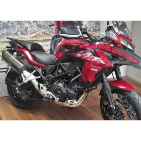 motorcycle rental Benelli TREK 502 X