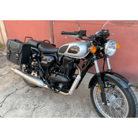 motorcycle rental Benelli 400 Imperiale #1