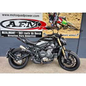 motorcycle rental Benelli 752 S A2 2020