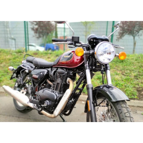 motorcycle rental Benelli 400 Imperiale