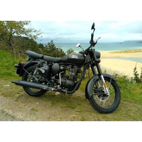 motorcycle rental Royal Enfield Bullet 500 Noir