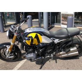 motorcycle rental BMW R Nine T