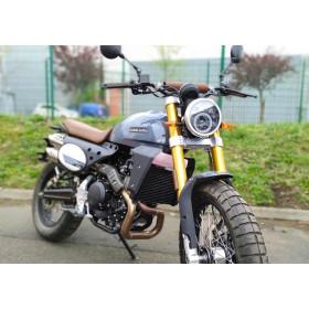 motorcycle rental Fantic Caballero Scrambler 500