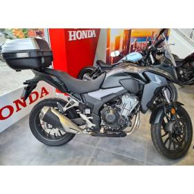 motorcycle rental Honda CB 500 X A2