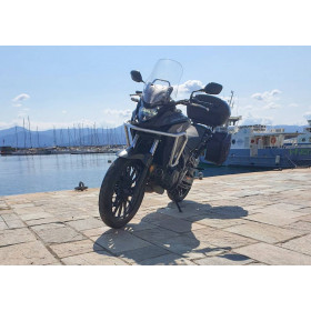 motorcycle rental Honda CB 500 X