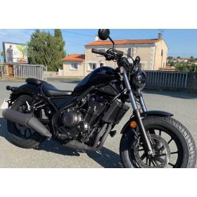 motorcycle rental Honda CMX 500 Rebel A2