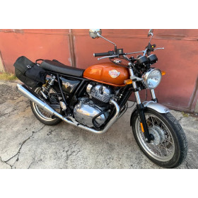 motorcycle rental Royal Enfield 650 Continental GT A2 #2