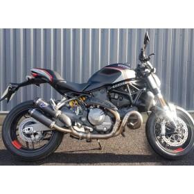 motorcycle rental Ducati Monster 821 Stealth