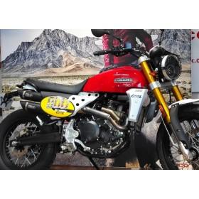 motorcycle rental Fantic 500 Scrambler A2