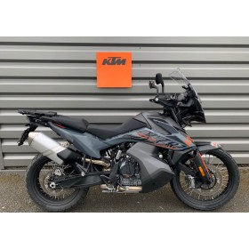 motorcycle rental KTM 890 Adv