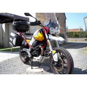 motorcycle rental Guzzi V85 TT