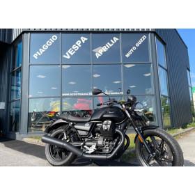 motorcycle rental Guzzi V7 Stone A2
